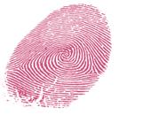 Jeder Mensch ist so individuell wie sein Fingerabdruck