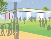 Spätestens im Ganztagsbetrieb sollten Räume geschaffen werden, die zum Rückzug in der unterrichtsfreien Zeit einladen.