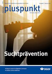 DGUV pluspunkt - Ausgabe 01/2017