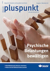 DGUV pluspunkt - Ausgabe 04/2017